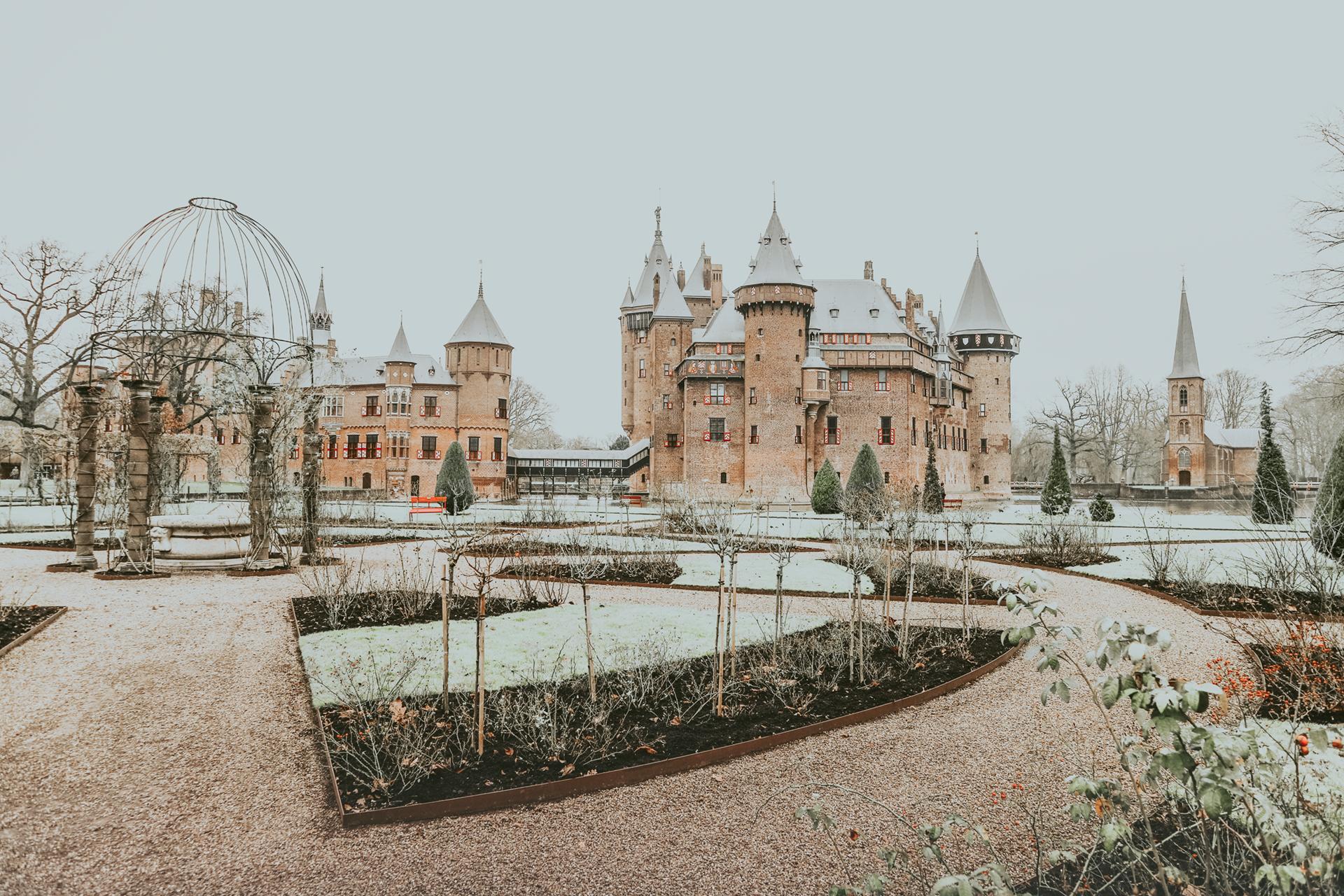 5x De mooiste kastelen van Nederland