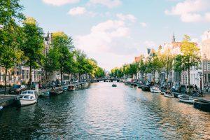 Stadswandeling Amsterdam Kanaal