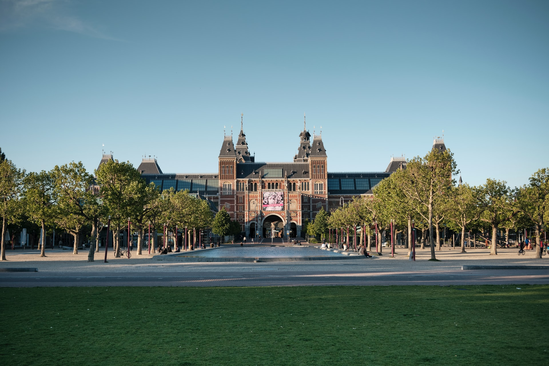 Rijksmuseum Stadswandeling Amsterdam
