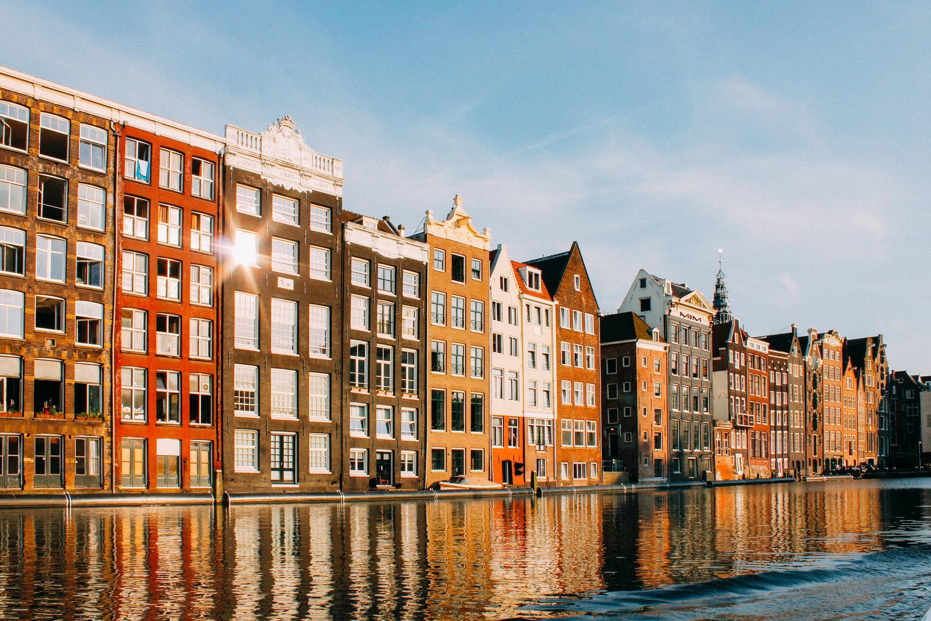 Stadswandeling Amsterdam architectuur